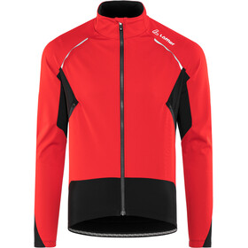 Löffler Ventsiro WS Light Softshell Jersey Jacket Herrer, red